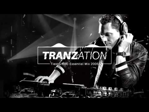 DJ Tiesto - BBC Radio One - Essential Mix Live - Ibiza - 07/08/2005
