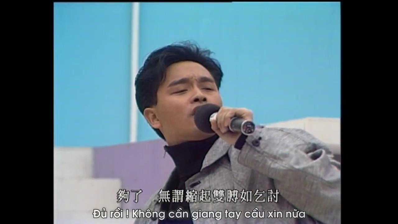 [Vietsub] 够了 Đủ rồi (Ceremony 1988) – 張國榮 Trương Quốc Vinh