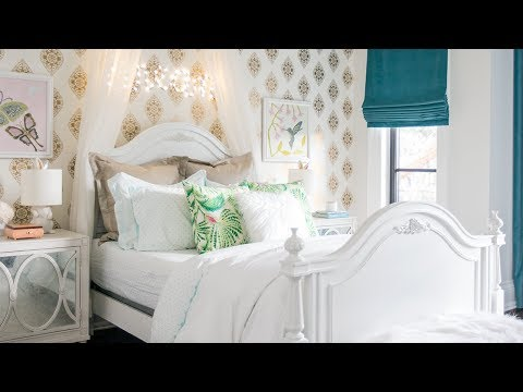 Room Tour: Two Dreamy Little Girls' Bedrooms