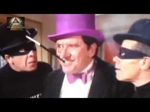 Batman 1996  Penguin's Umbrella Shop  Burgess Meredith