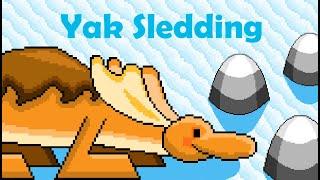Yak Sledding (2020)