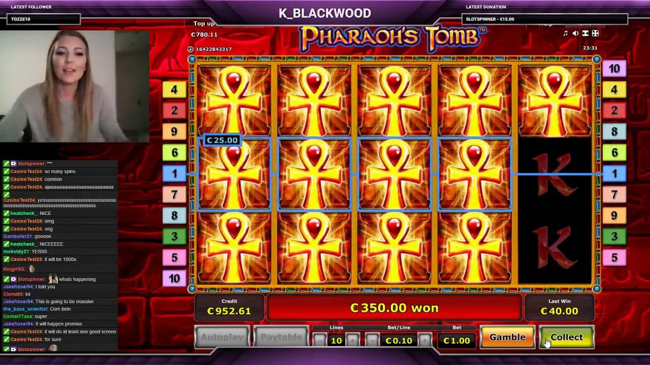 PharaohS Tomb Casino