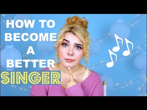 How to Become a Better Singer | Fast & Easy Beginner Tips!