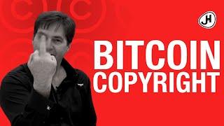 Aus für Bitcoin?! Craig Wright Copyright auf Whitepaper!