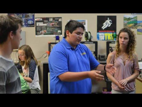 STEM School Highlands Ranch Begins 'STEM Shares'