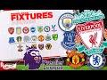 Liverpool FC's 21/22 Premier League Fixtures RELEASED   Redmen TV Reaction