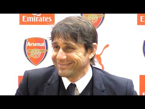 Arsenal 2-1 Chelsea (Agg 2-1) - Antonio Conte Full Post Match Press Conference - Carabao Cup
