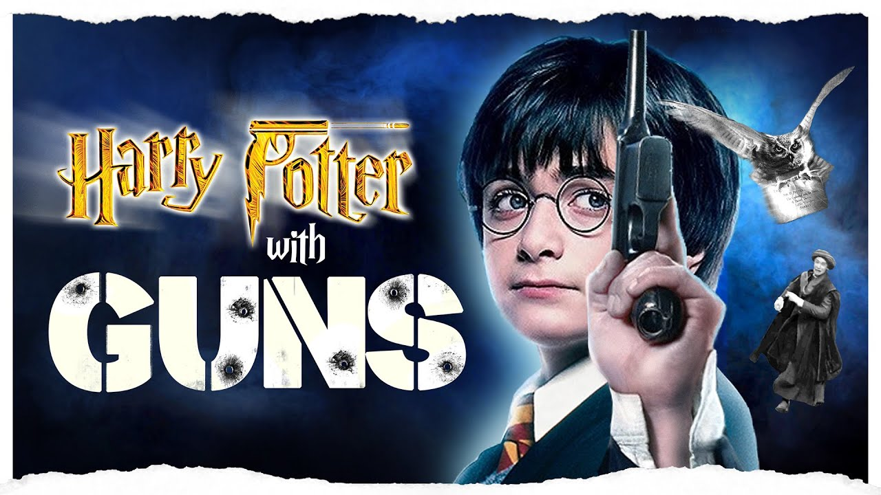 Download Harry Potter with Guns - Extended HD
