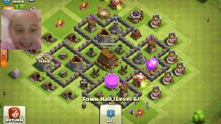 Clash of clans tutorial 16 in greek townhall 8