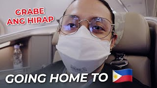 ANG HIRAP | GOING HOME TO PH | DJ LOONYO