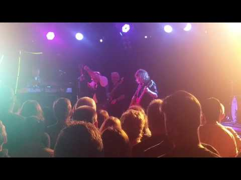 Ian Anderson, Jethro Tull, Butlins Minehead  29th January  2017, performing  Aqualung