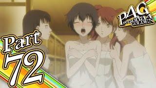 Persona 4 Golden - Part 72 - Hot Springs