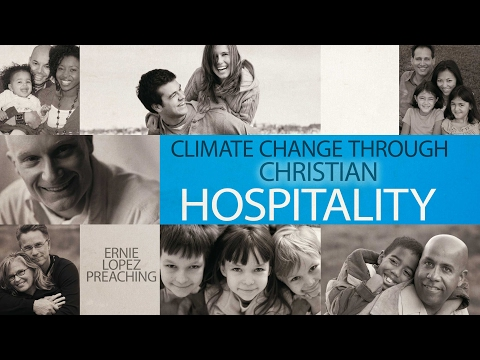 Climate Change through Christian Hospitality 01292017 PM