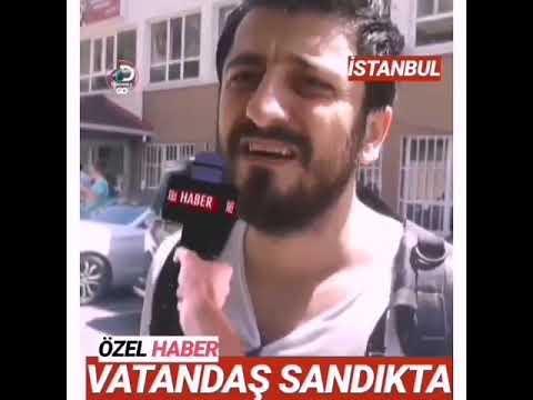 Röportaj Adam – İstanbul Seçimi 😀