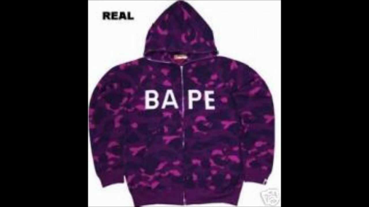 How to spot fake BAPES - YouTube 58af299ea028