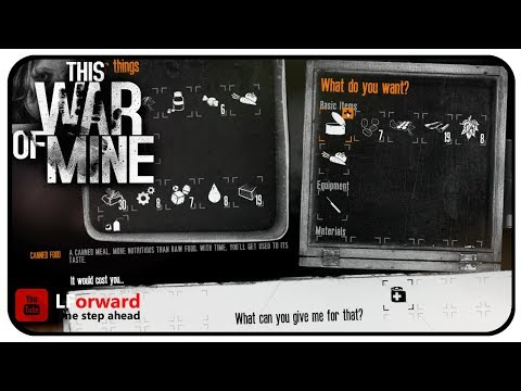 This War Of Mine #3 | A Place To Trade