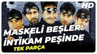 Maskeli Beşler İntikam Peşinde  Türk Komedi Filmi  Full Film İzle