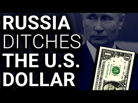 Russia Buys 25% of World's Yuan Reserves, Abandons Dollar