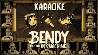 BENDY CHAPTER 2 Song GOSPEL OF DISMAY Acapella Cover KARAOKE Lyric Video