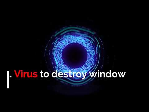 Virus Creation Code 3 currupt the files in system