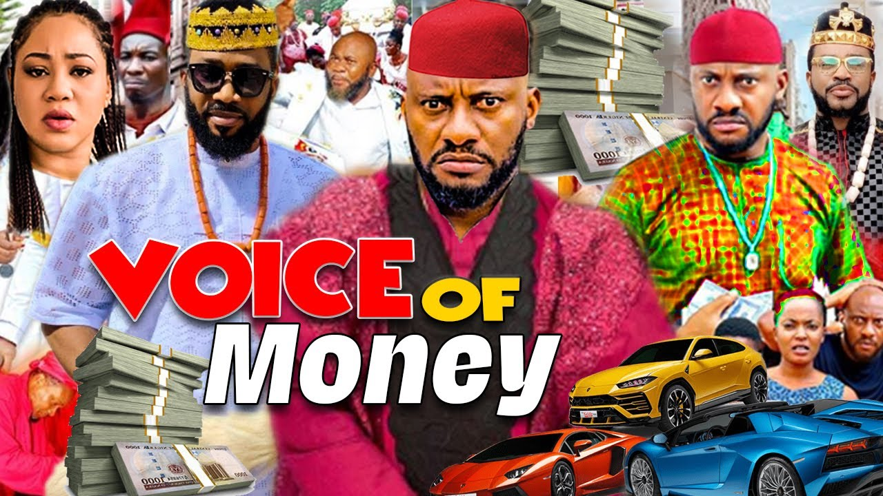Voice Of Money Part 1&2 - Yul Edochie {New Movies} Latest Nigerian Nollywood Movie.