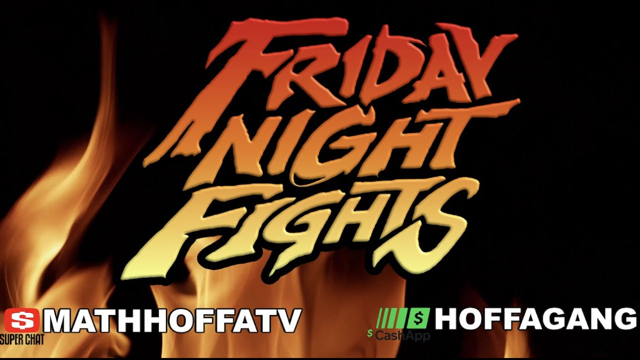 SMACK Volume 7 ReCap - What The **** - Friday Night Fights!!! @Mathhoffa