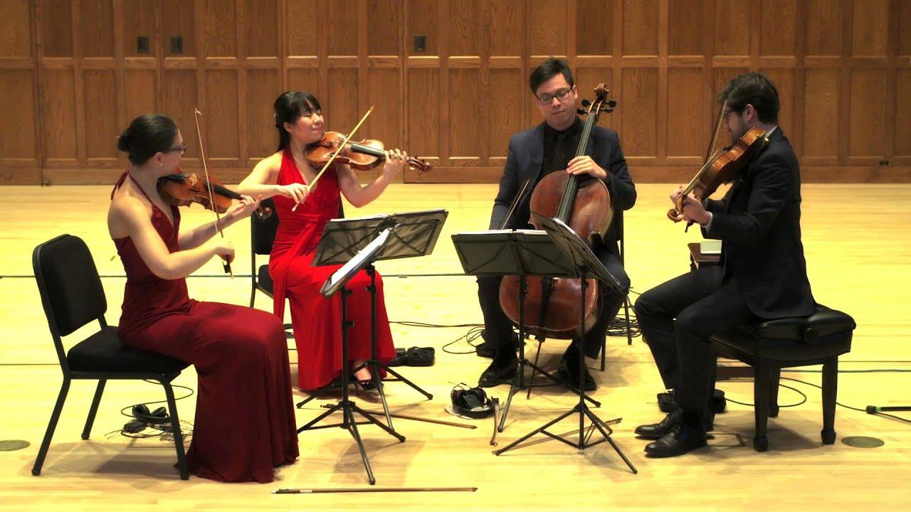 Download ATTACCA QUARTET plays Haydn Quartet in C, Op. 74/1