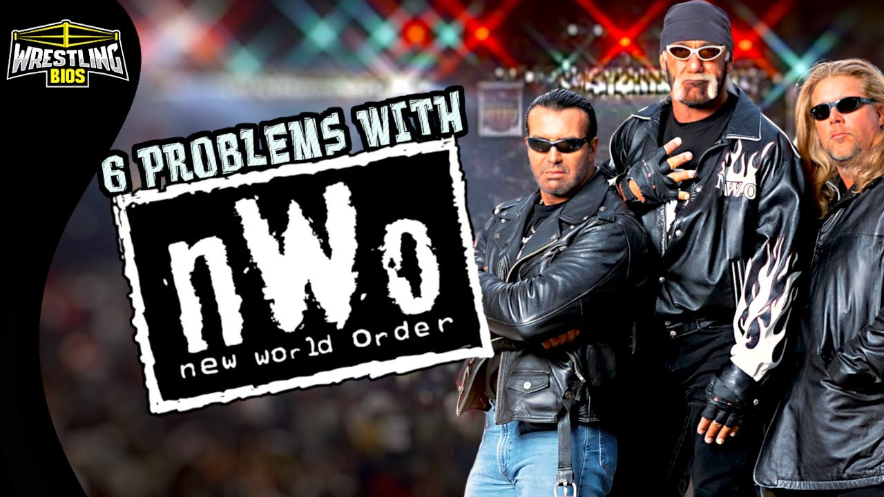 6 Problems with the nWo - Wrestling Bios