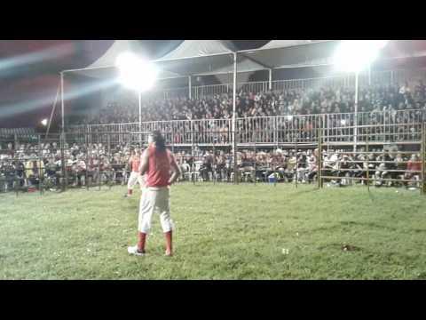 Corrida de toros en San Juan Nepomuceno-Patronales 2017