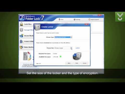 Folder Lock - Lock And Encrypt Files And Folders - Download Video Previews