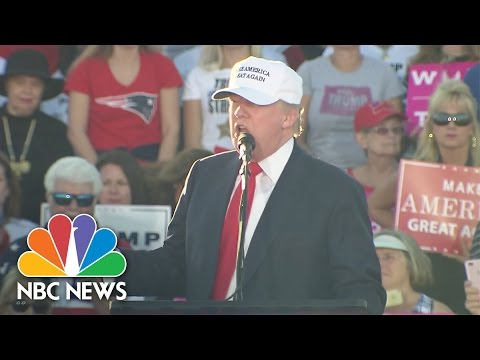Donald Trump Promises To Repeal Obamacare If Elected   NBC News