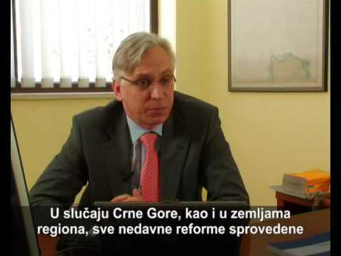 Interview: Jan-Peter Olters World Bank Representative Country Office Montenegro; Part 3
