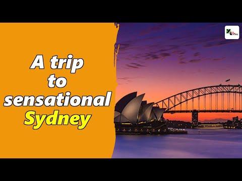 Travellers' Treat: A trip to sensational Sydney | Amazing Australia