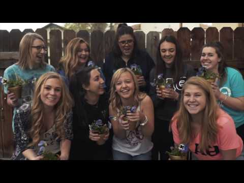 Kappa Alpha Theta - University of Nevada, Reno Recruitment 2016