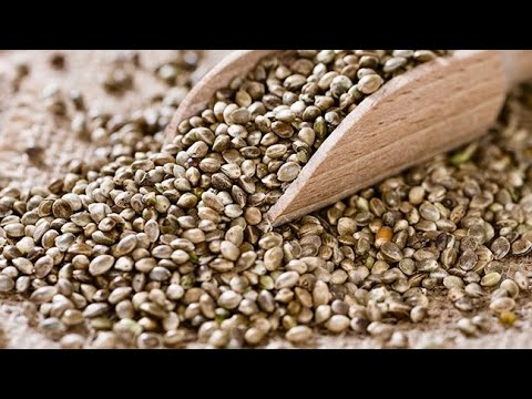 This Happens To Your Body When You Eat Hemp Seeds Every Day