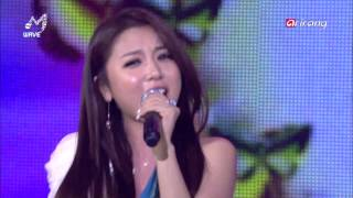 M-Wave Hong Jin-young(홍진영) _ My Love(내사랑)