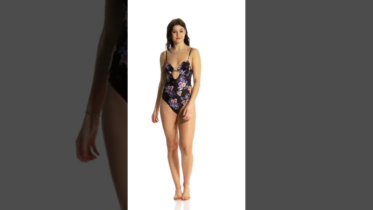 dcc608d33c609 MINKPINK Hidden Wonder One Piece Swimsuit