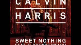 Calvin Harris - Sweet Nothing (Featuring Florence Welch) + Lyrics [2013]