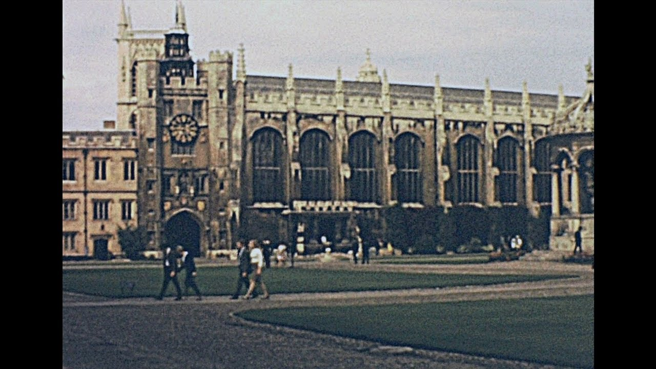 Life in Cambridge 1965 – Archive Footage