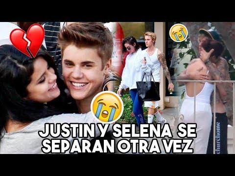 Justin Bieber y Selena Gomez SE SEPARAN Otra Vez  Mira el Por Qué