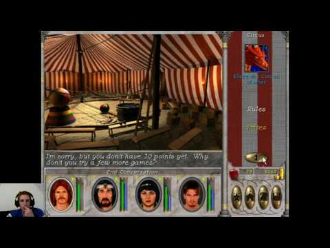 #24 Might and Magic VI: Rescue prince Nicolai + Paladin Promotion Quest (crusader)