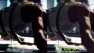 PS3 vs Xbox 360 Graphics Comparsion:Remember Me