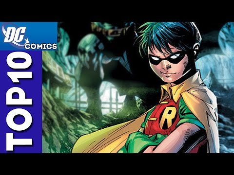 Top 10 Robin Moments From Young Justice