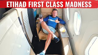 Review: ETIHAD FIRST CLASS INSANITY - PURE LUXURY!