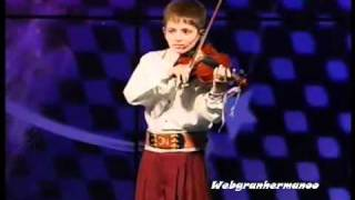 Los Hermanitos Nuñez en talento argentino - puentecillas