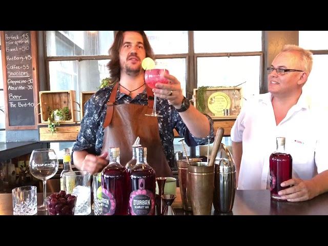 031 Distillery's Scarlet Gin