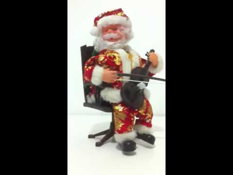 Keman Çalan Noel Baba