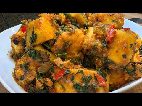 how-to-make-the-quickest-yam-porridge-|-10-minutes-recipe-|-nigerian-yam-porridge