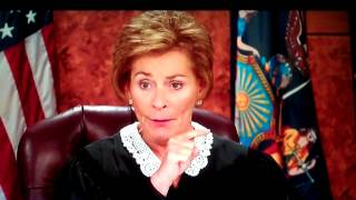 MEAN JUDGE JUDY goes BALLISTIC & DOESN