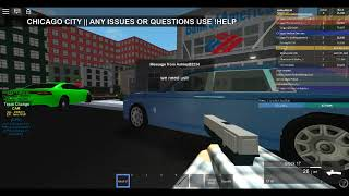 CPD Roblox S1 E4: Bank Shoot out